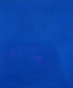 1998 青の軌跡Ⅱ Spiral of BlueⅡ 194×162cm 174